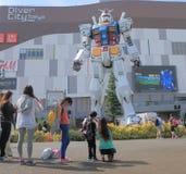 Gundam Odaiba Tokyo Japan Stock Image