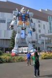 Gundam Odaiba Tokyo Japan Stock Photos