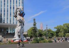 Gundam Odaiba Tokyo Japan Royalty Free Stock Images