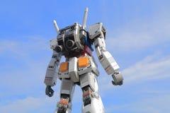 Gundam Odaiba Tokyo Japan Royalty Free Stock Photography