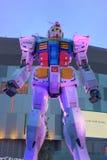 Gundam robot Royaltyfri Foto