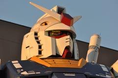 Gundam-Roboter Lizenzfreies Stockbild