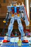 Gundam shizoukastaty Arkivbild