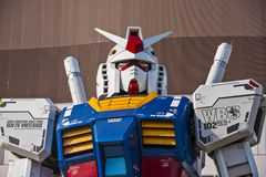 Gundam Suit Stock Photography