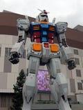 Gundam Tokyo, Japan Fotografering för Bildbyråer