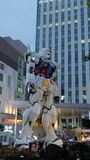 Gundam, Ueno, Feiertag, Markstein, Reise, Ueno, Japan Lizenzfreie Stockfotografie