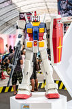 Gundum Robot in  Royalty Free Stock Photos