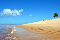 Gunga beach Royalty Free Stock Images
