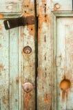 gunge двери Стоковое Фото