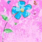 Gunge Daisy Card Stock Photo