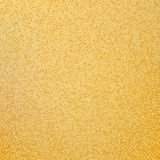 Gunge golden mosaic, gold background. EPS 8 Stock Photo