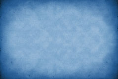Gunge Paper. Grunge paper background. High resolution vintage paper with stains and detailed texture, in blue tone royalty free stock photos