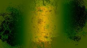Gunge pattern background with lighting effect Royalty Free Stock Photography