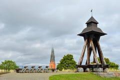Gunilla Bell, Szwecja obraz stock