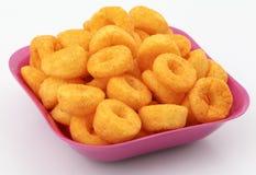 Gunjiya sweet food Stock Image