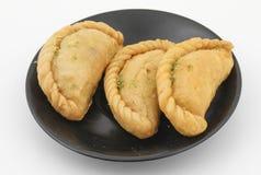 Gunjiya sweet food Royalty Free Stock Photography