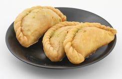Gunjiya sweet food Royalty Free Stock Images