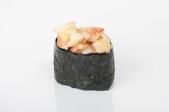 Gunkan mit Krabbe lizenzfreies stockbild