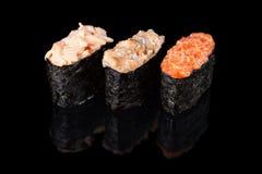 Gunkan sushi Royalty Free Stock Image