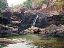 Gunlom (Waterfall Creek), Kakadu National Park, Australia Royalty Free Stock Photography