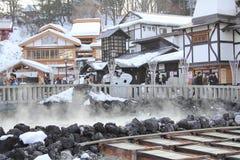 GUNMA, JAPAN Stockfotografie