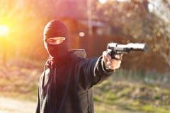 Gunman Royalty Free Stock Image