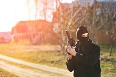 Gunman Royalty Free Stock Photography