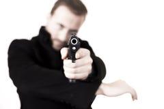 Gunmen Stock Photo