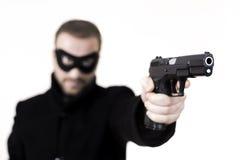 Gunmen Royalty Free Stock Photography