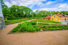 Gunnebo House in Gothemburg, Sweden Stock Image