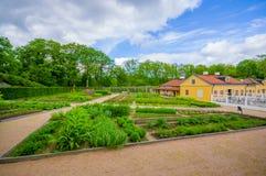 Gunnebo House in Gothemburg, Sweden Stock Images