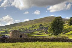 Gunnerside, Yorkshire Royalty Free Stock Photo