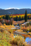 Gunnison National Forest Royalty Free Stock Photos