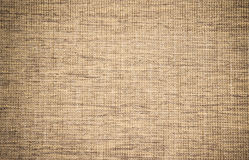 Gunny fabric background. Brown gunny fabric texture background Stock Image
