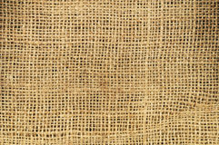Gunny sack background. Brown gunny sack for background use Stock Photography