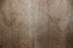 Gunny Texture. Brown gunny fabric texture background Royalty Free Stock Images
