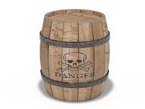Free Gunpowder Barrel Royalty Free Stock Image - 48371176