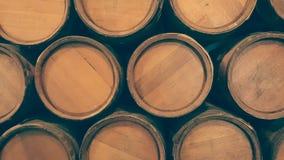 Gunpowder barrels Stock Images