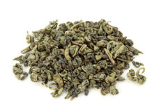 Gunpowder tea Royalty Free Stock Photo