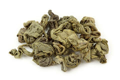 Gunpowder tea Royalty Free Stock Image
