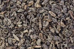 Gunpowder Tea Stock Photography