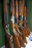 Guns Royalty Free Stock Photo