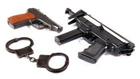 Guns Royalty Free Stock Images
