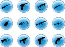 Guns Royalty Free Stock Photos