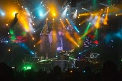 Guns N' Roses at Tuborg Green Fest Stock Images