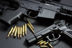 Guns Stock Photos