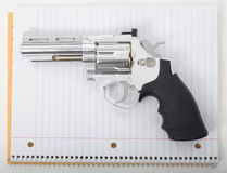 Guns in Schools Stock Images