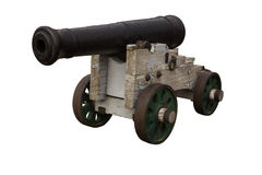 Guns of war Royalty Free Stock Photography