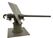 Guns of war Royalty Free Stock Images