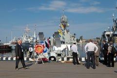 Gunship Makhachkala Royalty Free Stock Photo